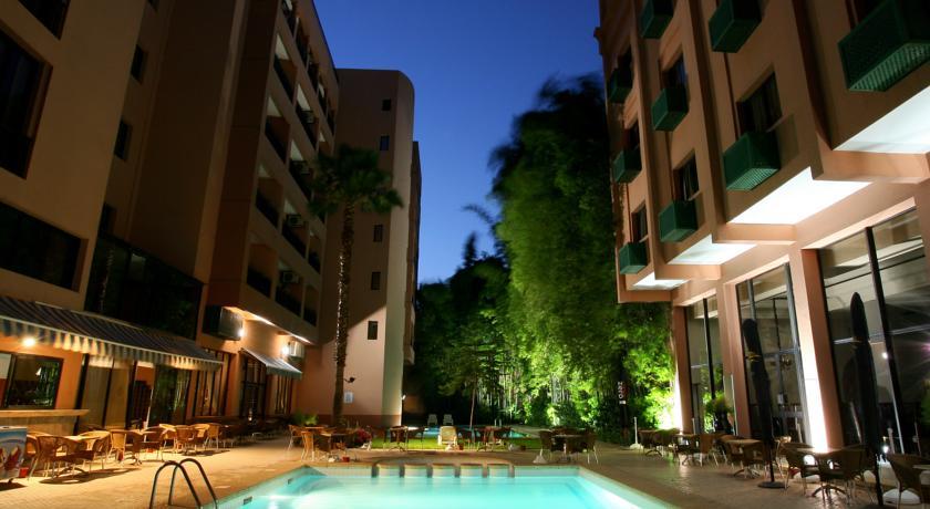 Marrakech - Hotel Meriem