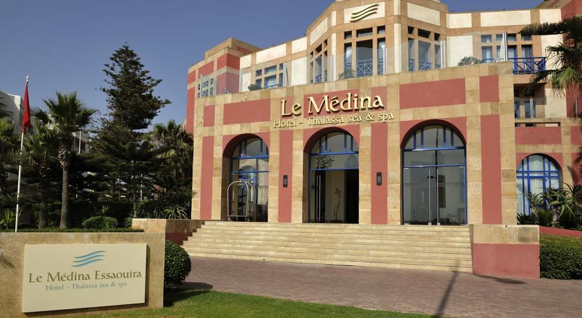 Agadir - Le Medina Essaouira Hotel Thalassa sea & spa