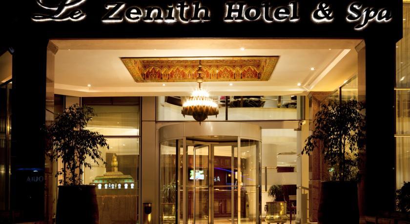 Casablanca - Le Zenith Hotel & Spa