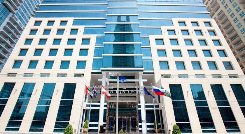Dubai - Marina Byblos Hotel