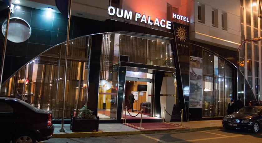 Casablanca - Oum Palace Hotel & Spa