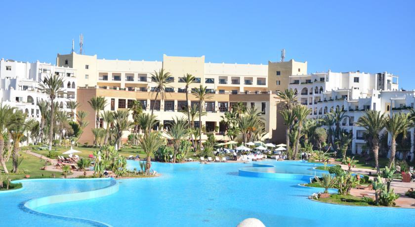 Agadir - Palais Des Roses Hôtel & Thalasso