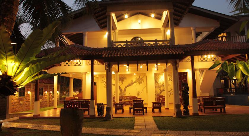 Bentota - Wunderbar Beach Hotel , Sri Lanka