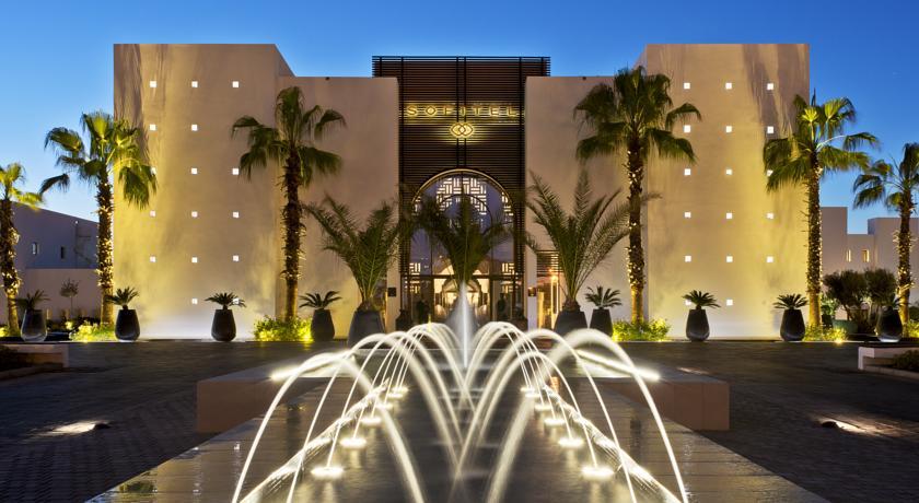 Agadir - Hotel Sofitel Agadir Thalassa Sea & Spa