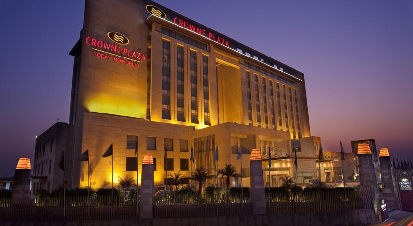 New Delhi Okhla - Crowne Plaza