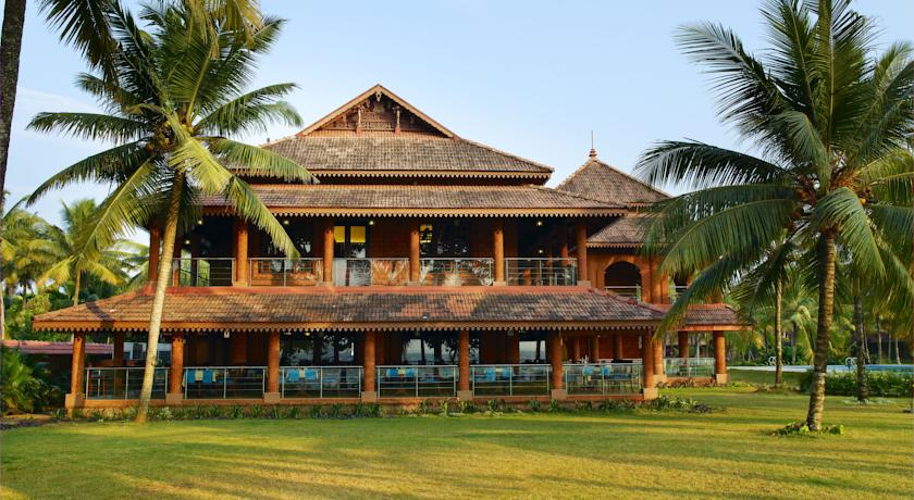 Sydindien - Lakesong Kumarakom