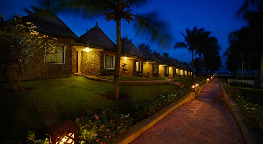 Sydindien - MGM Beach resort Mahablipuram