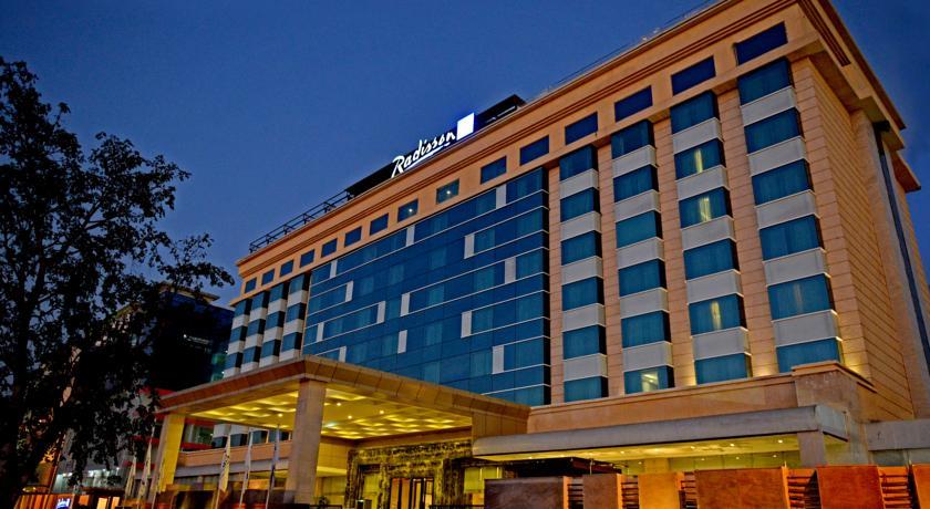 Jaipur - Radisson Blu