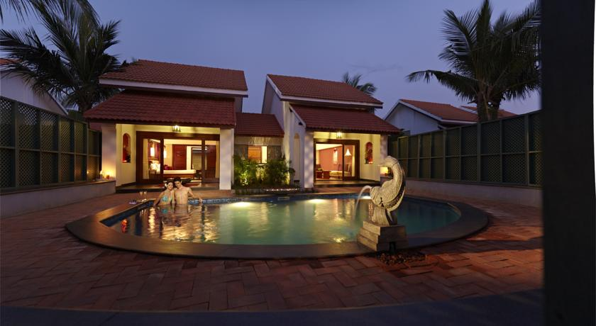 Sydindien - Radisson Blu temple bay Mahablipuram