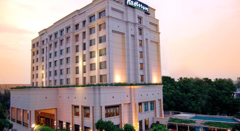 Varanasi - Radisson Hotel
