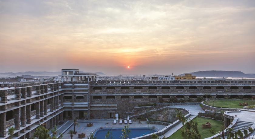Udaipur - Ramada hotel