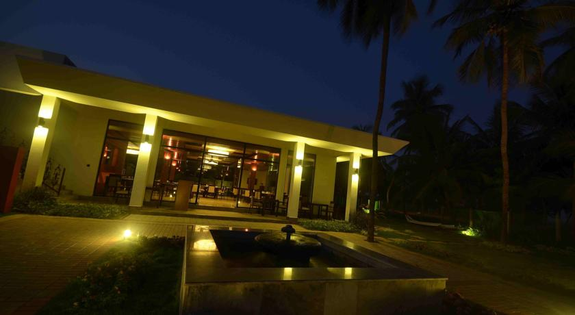 Sydindien - The Windflower Resort Pondicherry