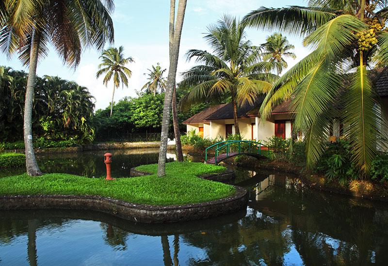 Sydindien - Whispering Palm Resort