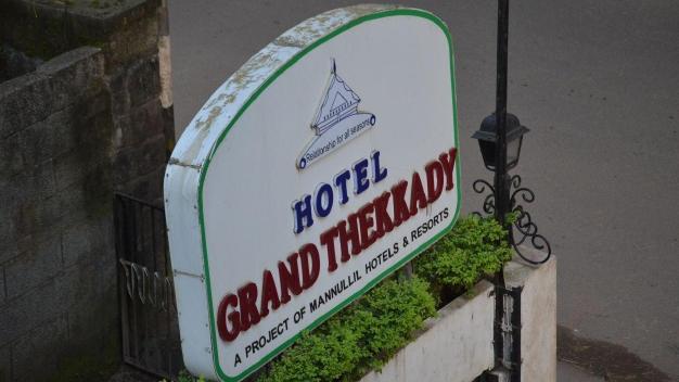 Sydindien - Grand Thekkedy Periyar