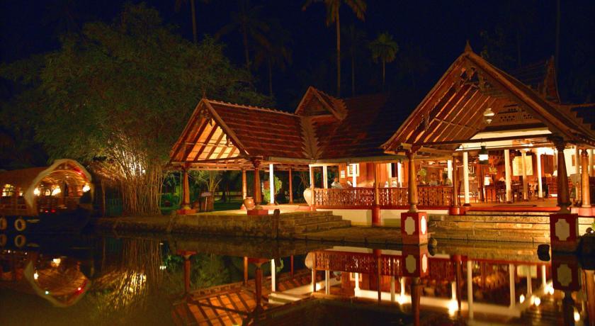 Sydindien - Coconut Lagoon Kumarakom