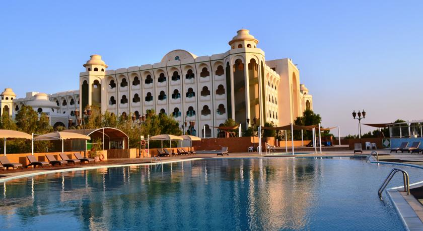 Dubai - FIVE CONTINENTS GHANTOOT BEACH RESORT