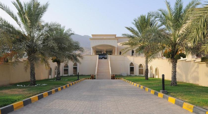 Dibba Fujairah - Golden Tulip Resort