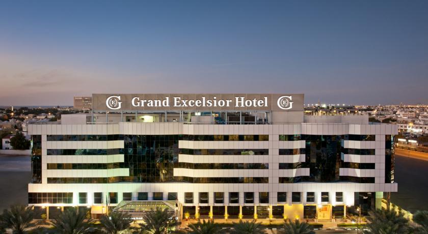 Dubai - Grand Excelsior Hotel Deira
