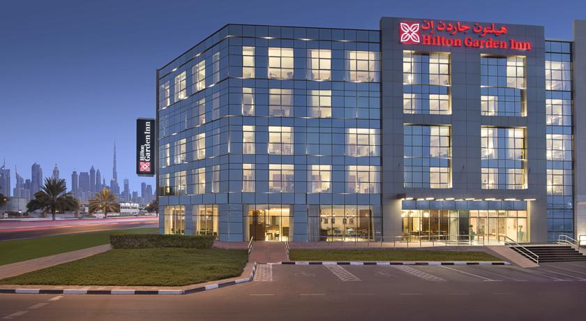 Dubai  - Hilton Garden Inn Dubai Al Mina