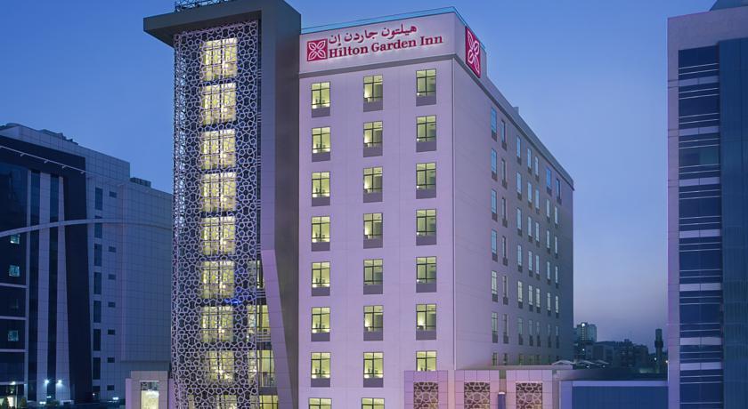 Dubai - Hilton Garden Inn Dubai Al Muraqabat