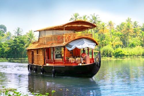 """Kerala - """"Guds eget land"""" (syd-vest Indien)"""