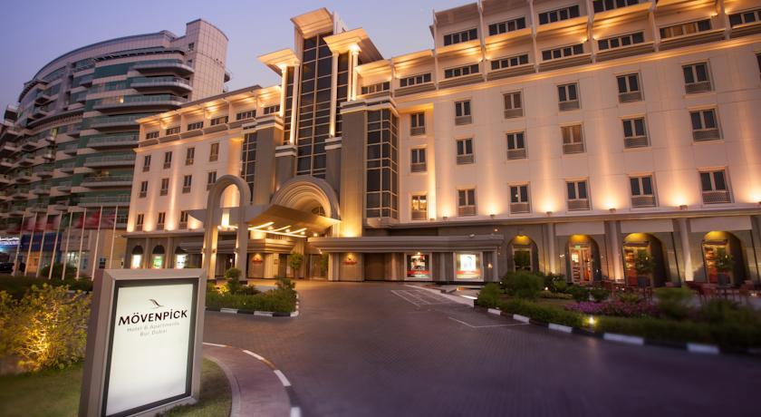 Dubai - Mövenpick Hotel Bur Dubai