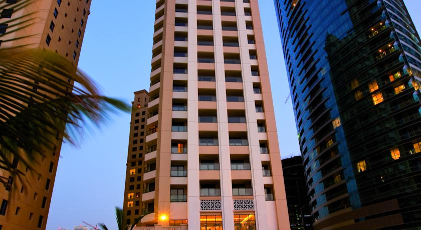 Dubai - Mövenpick Hotel Jumeirah Beach