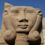 Hathor i Aswan