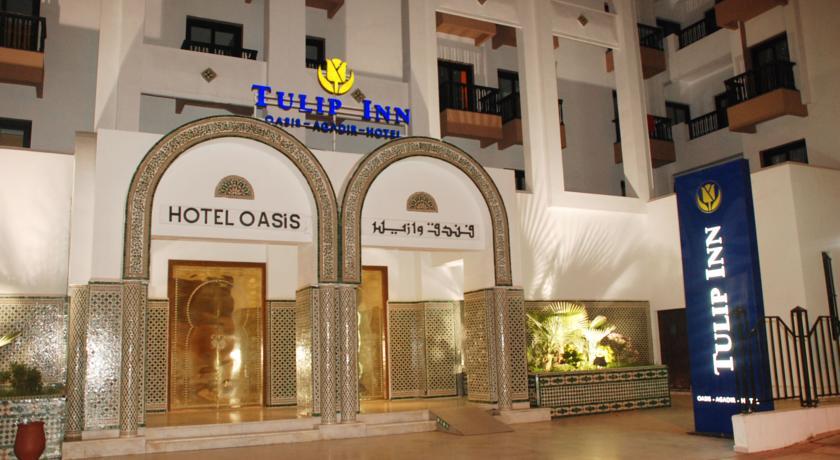 Agadir - Tulip Inn Oasis