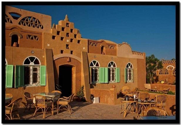 Abu Simbel - Eskaleh Nubian Ecolodge