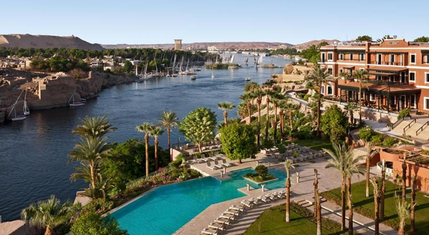 Aswan - Sofitel Legend Old Cataract