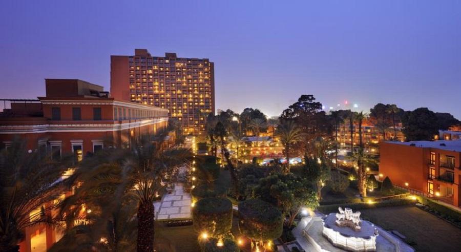 Cairo - Marriott Cairo Hotel