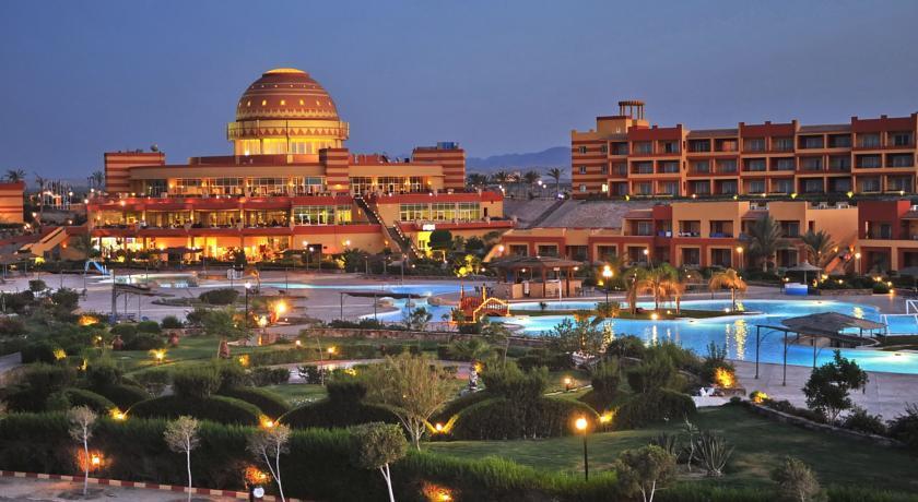 Marsa Alam - El Malikia Resort Abu Dabbab