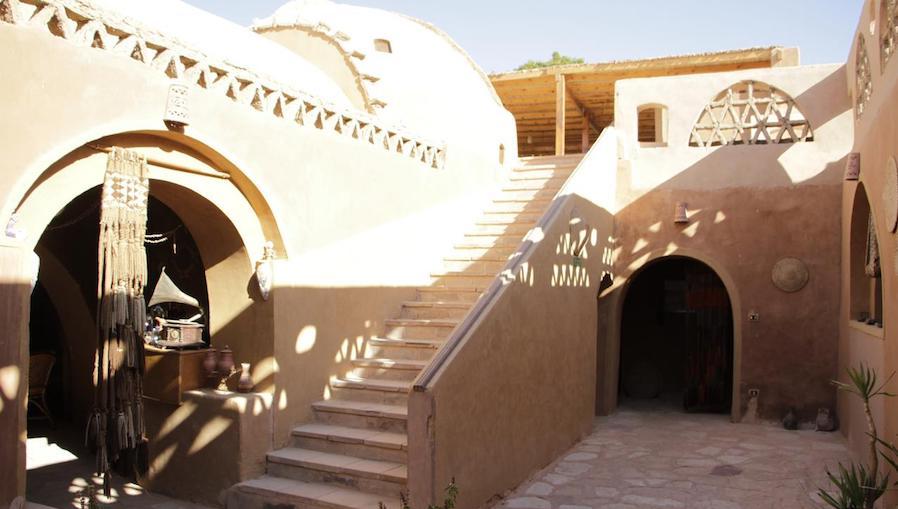 Eskaleh_Nubian_Ecolodge_courtyard