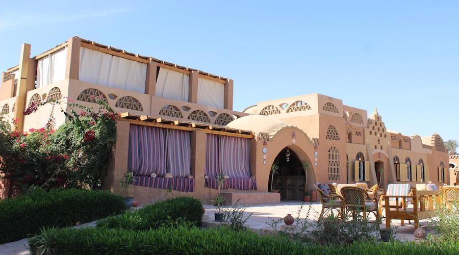 Egypten Abu Simbel Eskaleh_Nubian_Ecolodge_rooms