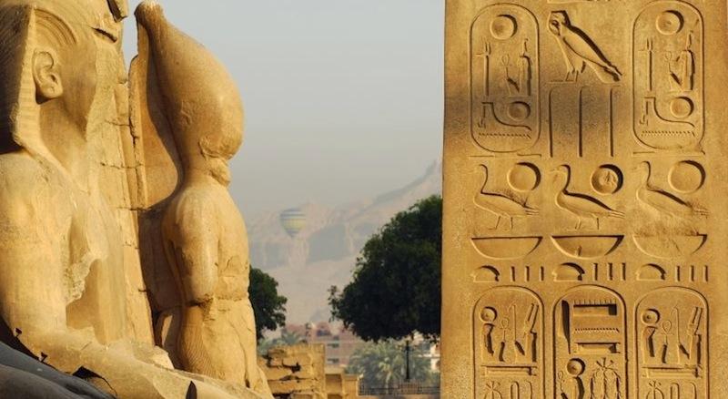 efterårsferie i egypten