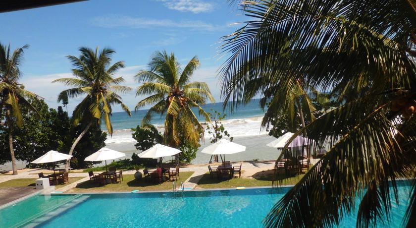 Mirissa - Paradise Beach Club (tæt på Galle)