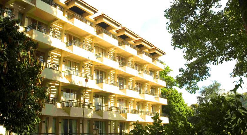 Kandy - Thilanka Hotel