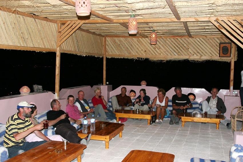Dahous Camp El Dahkla Book hos Younes Rejser