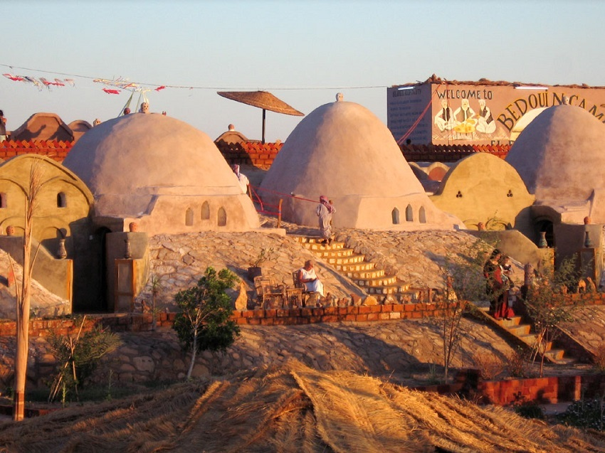 Dakhla Oasis - Bedouin Camp and El Dohous Village