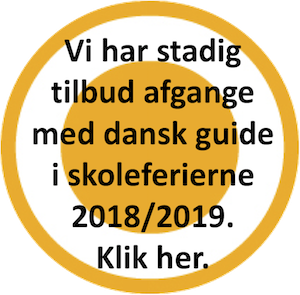 Dansk guide i skoleferien