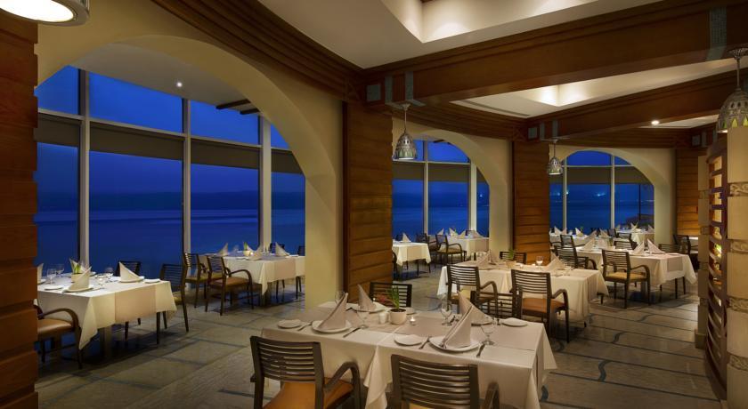 Crown Plaza Dead Sea restaurant Jordan rejser til jordan dead sea younes rejser