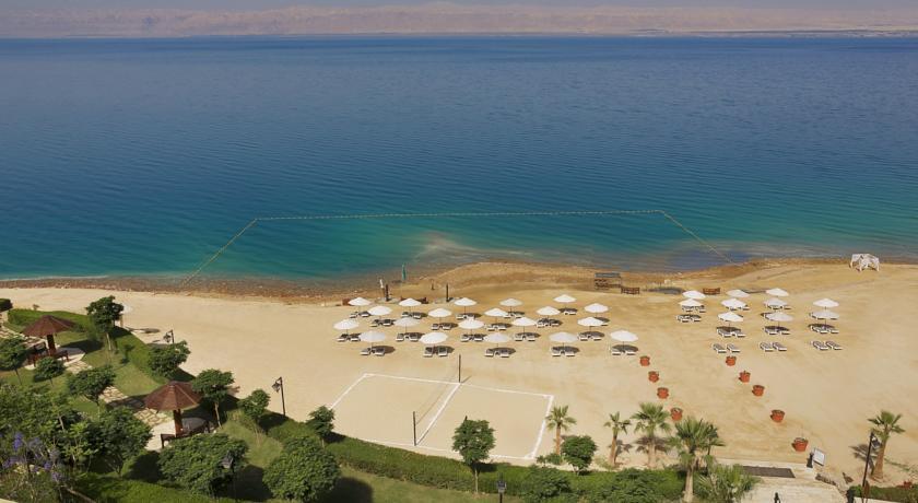 Crown Plaza Dead Sea beach Jordan rejser til jordan dead sea younes rejser