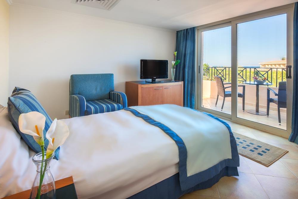 Cleopatra Luxury Resort family one bedroom badeferie hurghada egypten rejs med younes rejser