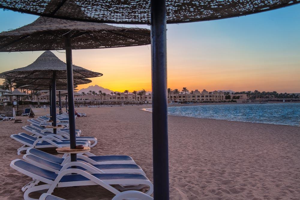 Albatros Palace beach hurghada egypten rejser med younes rejser
