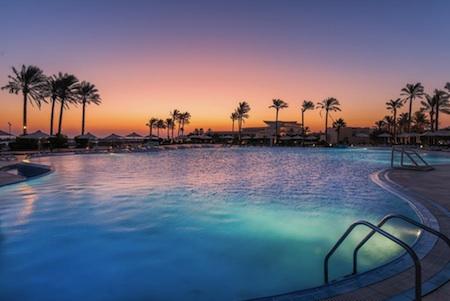 Badeferie i Hurghada