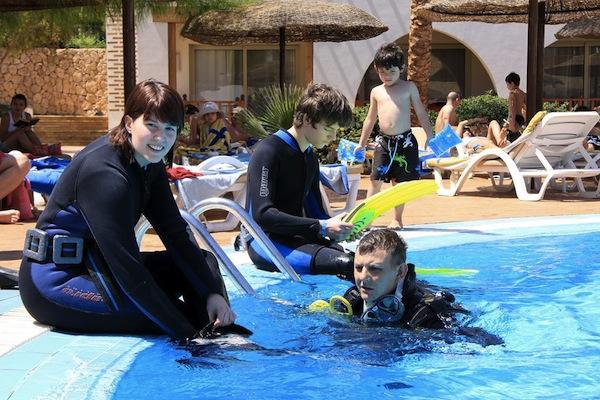 Royal Grand Sharm Resort swimming pool badeferie sharm el sheik egypten rejs med younes rejser