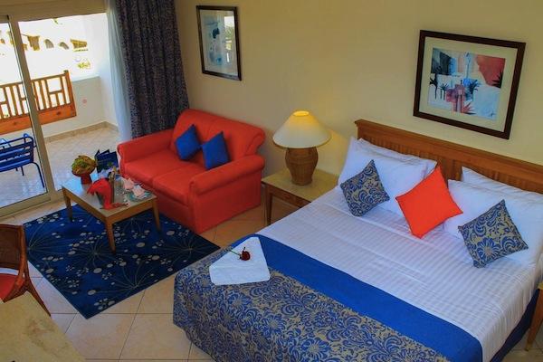 Royal Grand Sharm Resort room sharm el sheik egypten rejs med younes rejser