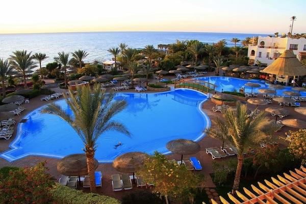 Royal Grand Sharm Resort swimming pool sharm el sheik egypten rejs med younes rejser