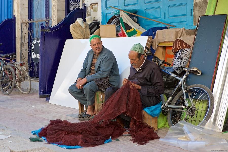 Essaouira og Marrakesh